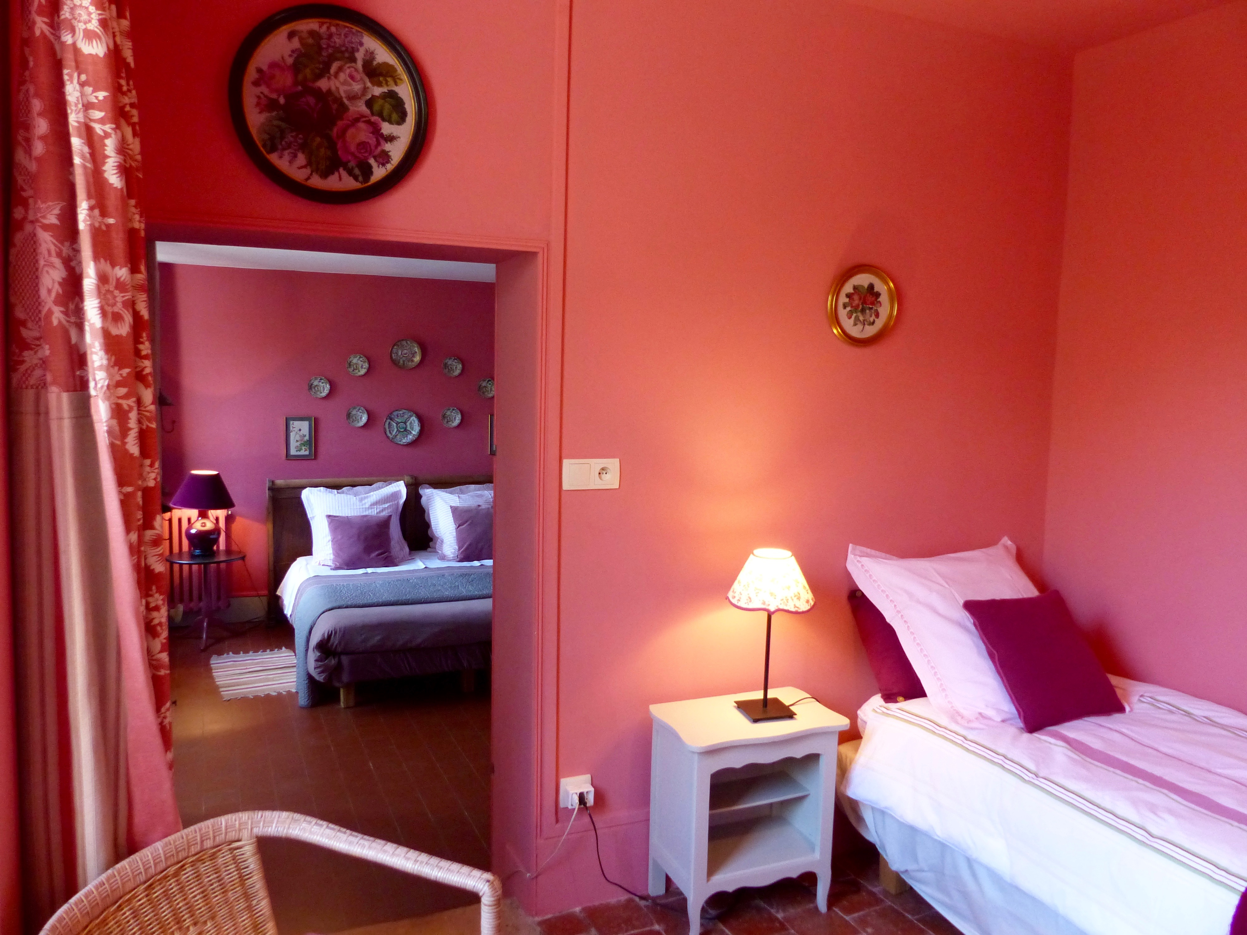 Awesome Chambre En Bois De Rose Gallery - House Design ...